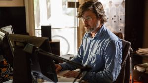 'An audacious gripping screenplay': Brad Pitt in The Big Short