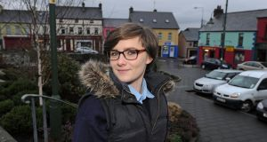 Mary Doherty is a Leaving Certificate student from Carndonagh, Co Donegal. Photograph: Trevor McBride