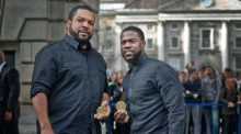 Ice Cube and Kevin Hart on their Academy Award hopes