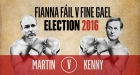 What's the difference between Fianna Fail and Fine Gael?