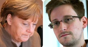 Disclosure by Edward Snowden that the US NSA had intercepted German chancellor Angela Merkel's phone calls increased awareness of the activities of foreign intelligence agencies
