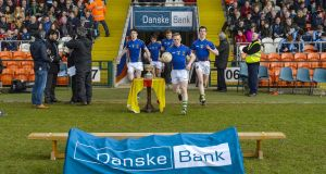 Danske Bank MacRory Cup Final in 2015. Photograph: Russell Pritchard/Inpho