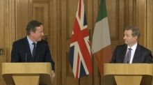 Cameron hopes to work with Kenny in the 'years ahead'