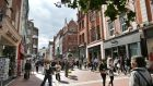 Grafton Street: produced the best annual performance with returns reaching 8.3 per cent in the final quarter of 2015 and 28.1 per cent over the year as a whole