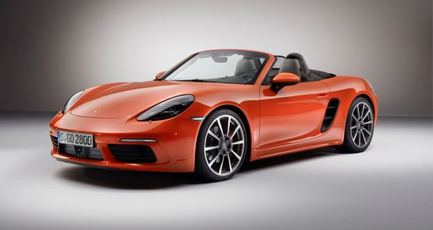 New Porsche Boxster Opel Gt Concept And Jaguar F Type Svr Revealed