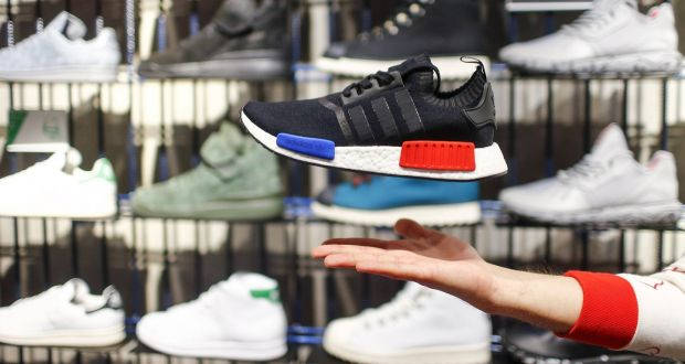 save off 257c7 b999b Adidas  The German shoe and sportswear company has been hard at work  pumping money behind