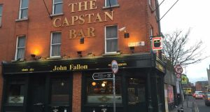There's been a bar at the site of Fallon's since the 1600s but, by the turn of that century, the Liberties was a scene of abject poverty and many families have fought hard to keep it alive since.