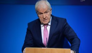 Minister of State for Diaspora Affairs Jimmy Deenihan said 80 groups had received funding for diaspora projects in 2015, relating to  culture and heritage, genealogy, communications and networking. Photograph: Dara Mac Donaill / The Irish Times