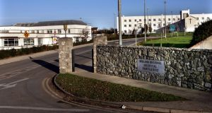The Midland Regional Hospital in Portlaiose. Róisín Molloy, whose son Mark died in Portlaoise, told the launch the greatest apology she and other parents could get was to implement the new maternity  strategy. File photograph: Matt Kavanagh/The Irish Times