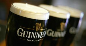 Globally, Guinness net sales increased 9 per cent Photo: Bloomberg