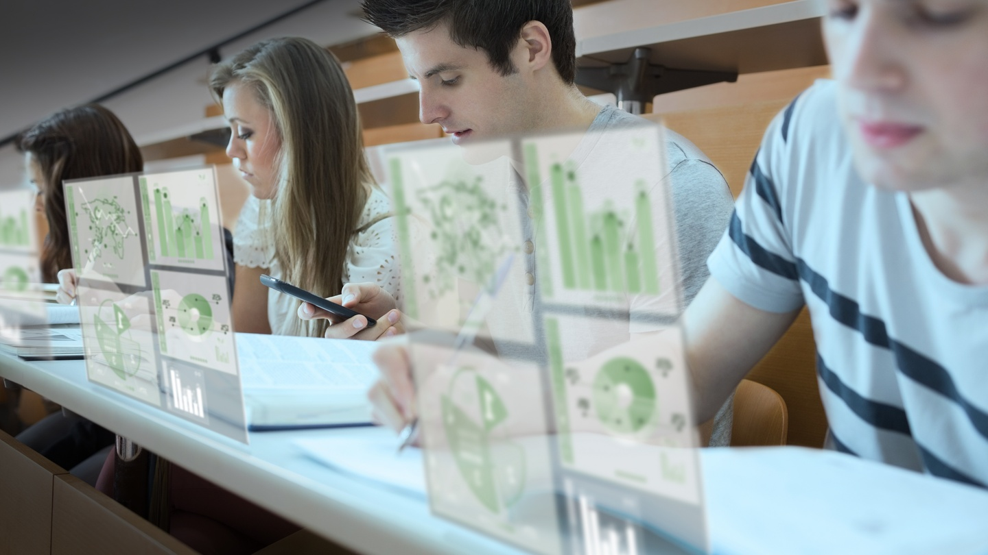 Eight technologies that are changing education