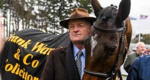 The Willie Mullins-trained Douvan is odds-on favourite for the Arkle at Cheltenham. Photograph: Sportsfile