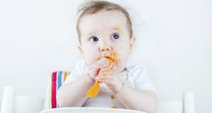 According to Pixie McKenna,  the weaning stage may be messy but they are the lovely days that you'll remember. Photograph: Thinkstock