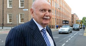 Former chief executive of Irish Nationwide,  Michael Fingleton also changed the interest rate on a loan offer without noting the date of change. Photograph: Eric Luke / The Irish Times