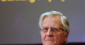 Jean-Claude Trichet: Three times he threatened to cut Ireland loose. Photograph: Eric Luke