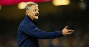 Joe Schmidt is bidding to take this Irish team to an unprecedented third successive Six Nations title.