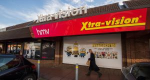 The liquidator appointed by the High Court on Wednesday is clearing out Xtra-vision's 83 stores and preparing to hand back the keys to landlords. photograph: dara mac dónaill