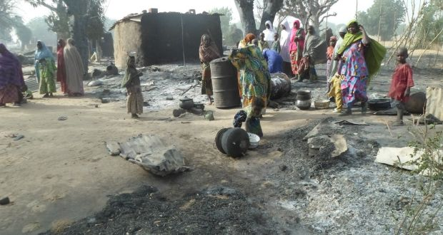At least 65 killed in Boko Haram attack in Nigeria
