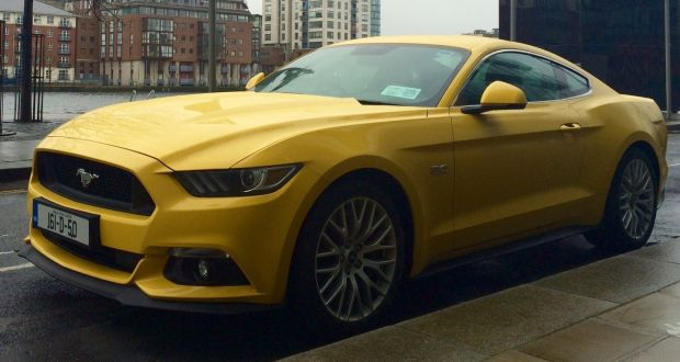 The new Ford Mustang finally taking to Irish roads in right-hand drive & Car review: Ford Mustang put to the test on Irish roads markmcfarlin.com