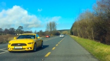 Our Test Drive: the Ford Mustang