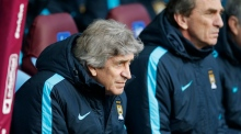 Pellegrini confirms Manchester City exit
