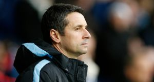 Aston Villa manager Remi Garde has indicated he may reassess his position in the summer after failing to land any of his transfer targets. Photo: Andrew Boyers/Reuters