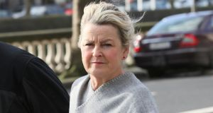 Teresa Wall of Rathingle Cottages, Swords is suing the Irish National Parks and Wildlife Service (NPWS) for €60,000 in damages following a fall on the Wicklow Way. Photograph: Courts Collins