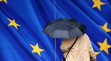 "The European Commission has revised Ireland's minimum ""medium-term objective"", providing more scope to cut tax or boost spending in that period. Photograph:  Francois Lenoir/Reuters"