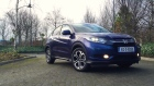 Our Test Drive: the Honda HR-V