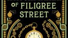 """A recent design I'm really happy with is The Watchmaker of Filigree Street by Natasha Pulley, an incredible new talent. I wanted to create a new look for this new voice and it is such an imaginative novel, I wasn't short of inspiration. For some titles I like to think of the book as an object rather than a two-dimensional plane, and this was the case here, with a die-cut cover that you just have to open. """