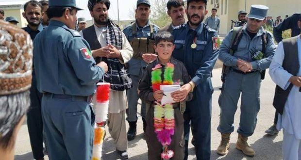 Taliban assassinates 10-year-old militia hero in Afghanistan