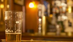 The World Health Organisation has defined binge drinking as six or more standard drinks (about three pints of beer) during one occasion. Or, as I prefer to call it, Saturday night. Photograph: Ablestock