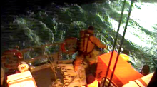 Six fishermen rescued by Dun Laoghaire RNLI