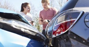 Hit twice: drivers are paying for the poor performance of the insurance industry. Photograph: Thinkstock