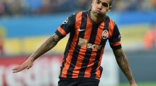 Liverpool target  Alex Teixeira has opted to join Chinese club Jiangsu Suning. Photograph: Afp