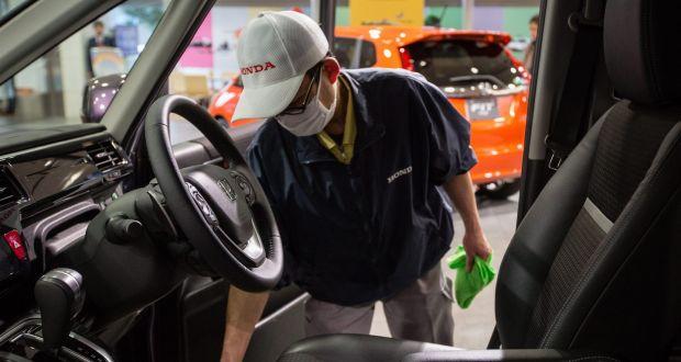 Recalls Honda Com >> Honda Recalls 5 300 Irish Cars Over Potential Airbag Faults