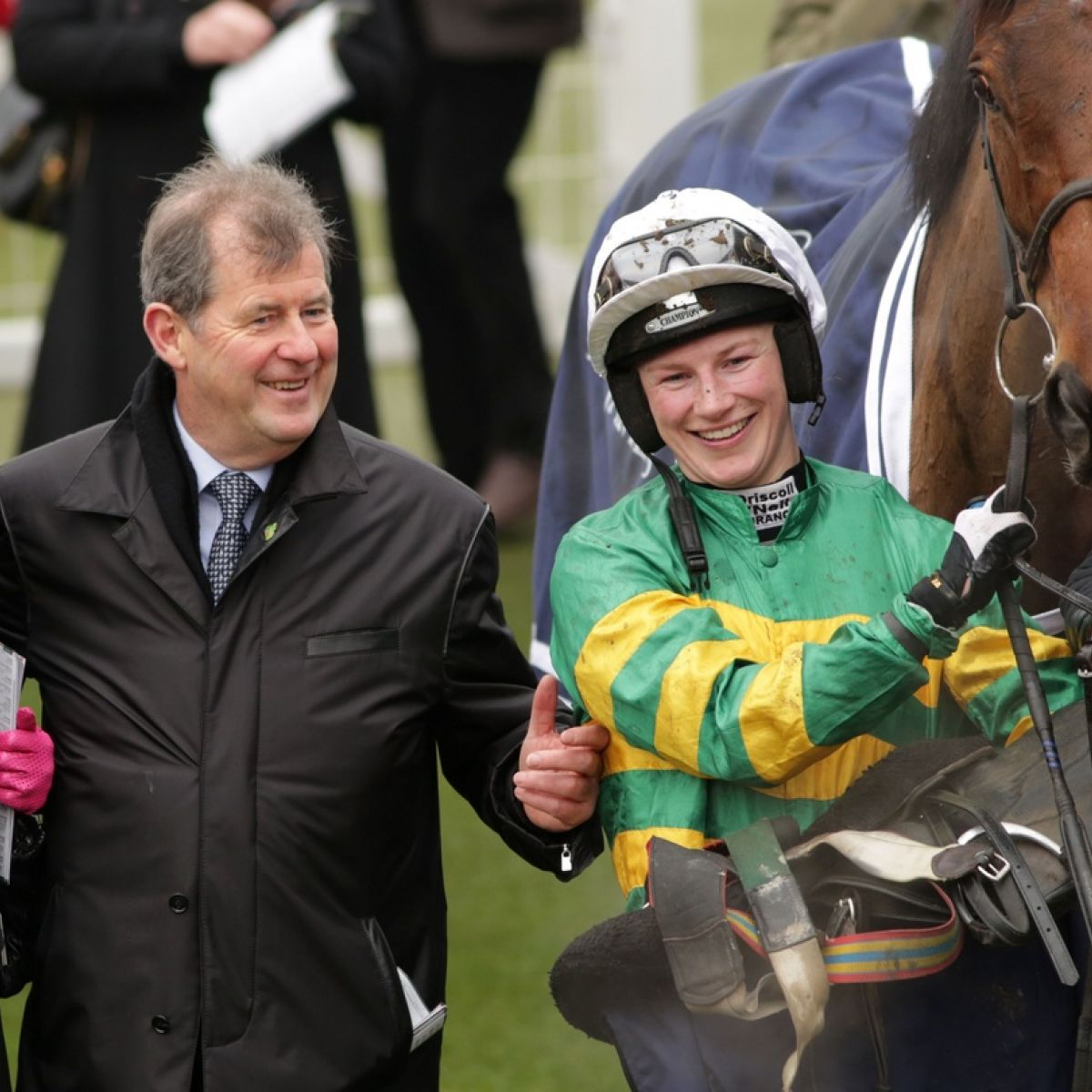 Colin Kidd has Clonmel Oil Chase date in mind for Rashaan