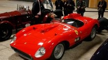 Yours for €32m: Ferrari race car to set new record auction price