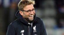 "Liverpool manager Jurgen Klopp: ""You cannot create stories and then ask me."" Photograph: Tim Keeton/EPA"