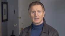 Actor Liam Neeson backs Ballymena jobs rally