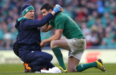 Recovery the priority for Ireland after bruising battle