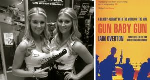 Sex sells  at a Las Vegas arms fair:  Americans' constitutional right to bear arms is not just a domestic issue; it has effectively inhibited effective global gun control treaties