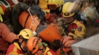 Eight-year-old child rescued 60 hours after Taiwan earthquake