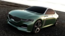 Kia plots youth-oriented BMW 3 Series rival