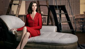 The Good Wife: a stylish period drama about now