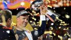 Peyton Manning had to reinvent his throwing style to give himself one last shot of winning the Super Bowl for a second time. Photograph: NYT