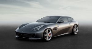 Facelifted Ferrari FF four-seat coupe  is being rebadged GTC4 Lusso (a classic name from the 1960s Ferrari back catalogue) and rear-wheel-steering.