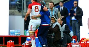 France's Louis Picamoles has been ruled out of the rest of the Six Nations. Photograph: Getty
