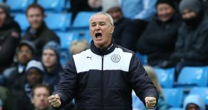 Leicester City's manager Claudio Ranieri: Differences within the Premier League are one thing but from a broader perspective Leicester are becoming a bigger fish in football's pie. Photograph: EPA