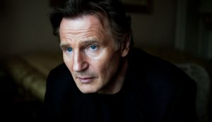 Liam Neeson. Photograph: James Mooney